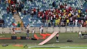 Moses Mabhida Stadium, April 2018