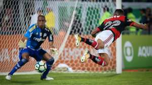 Everton Jailson Flamengo Palmeiras Brasileirao Serie A 19072017