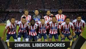 Junior de Barranquilla Copa Libertadores 2018