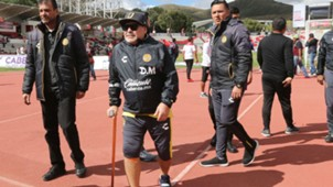 Maradona Mineros Dorados 20102018