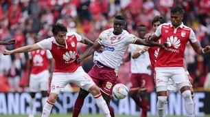 Santa Fe - Tolima Liga Águila 2018-II