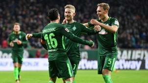 Florian Kainz Werder Bremen Bundesliga 0218