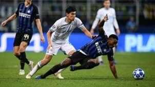 Kwadwo Asamoah Inter PSV Champions League