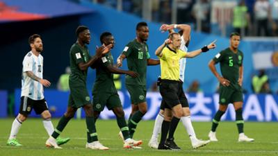 Argentina Nigeria World Cup 2018