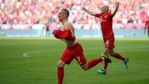 Ribery Robben Bayern 18052019
