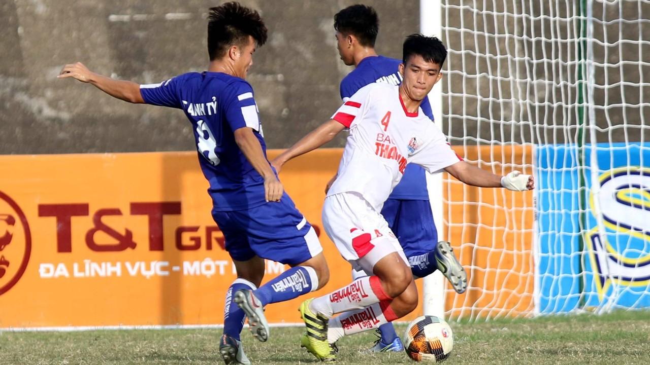 U21 HAGL U21 B.Bình Dương Bán kết VCK U21 Báo Thanh Niên 2018