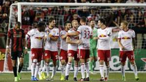 Red Bulls Celebration MLS Atlanta 03052017