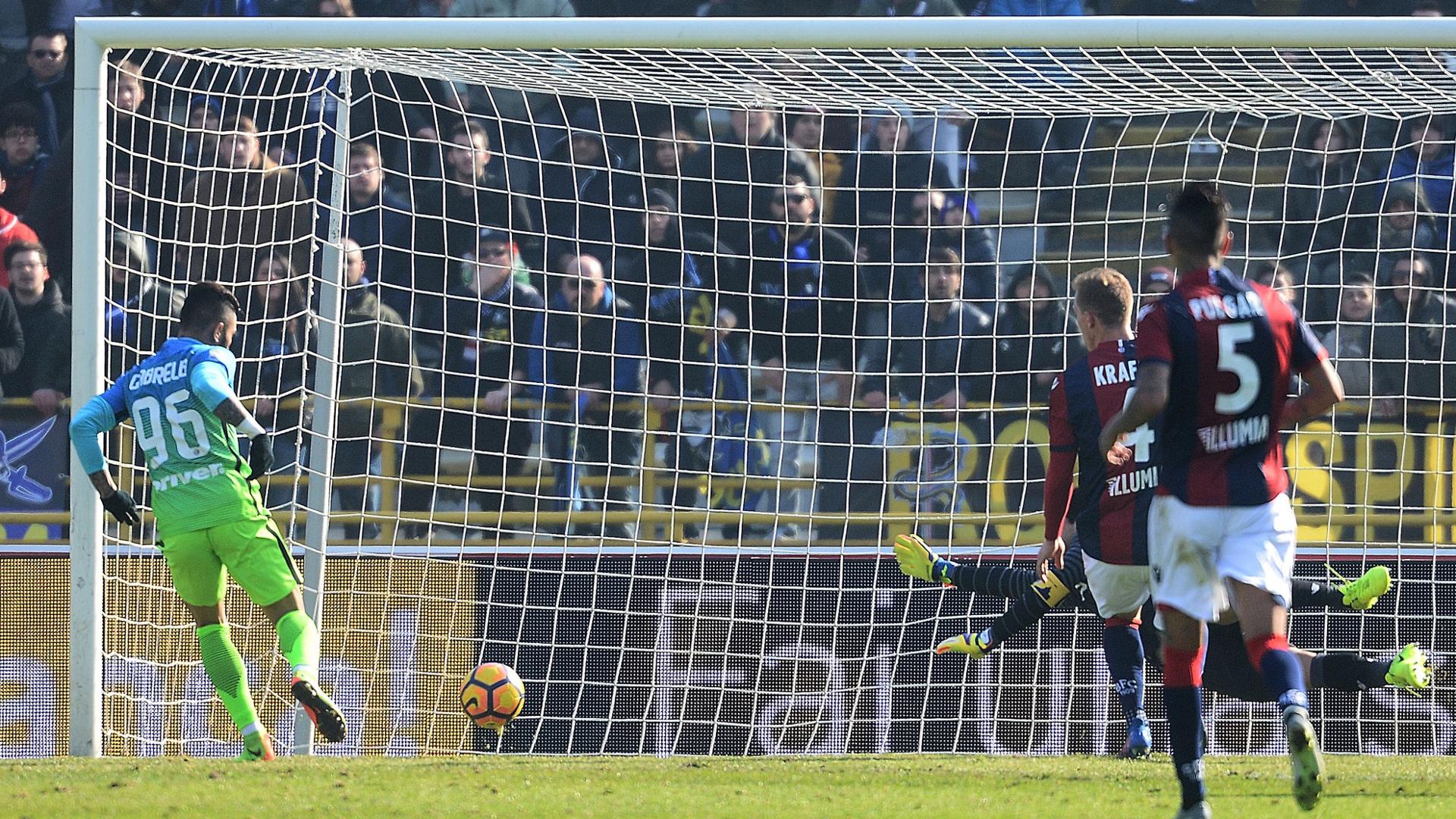 Gabigol Inter Bologna