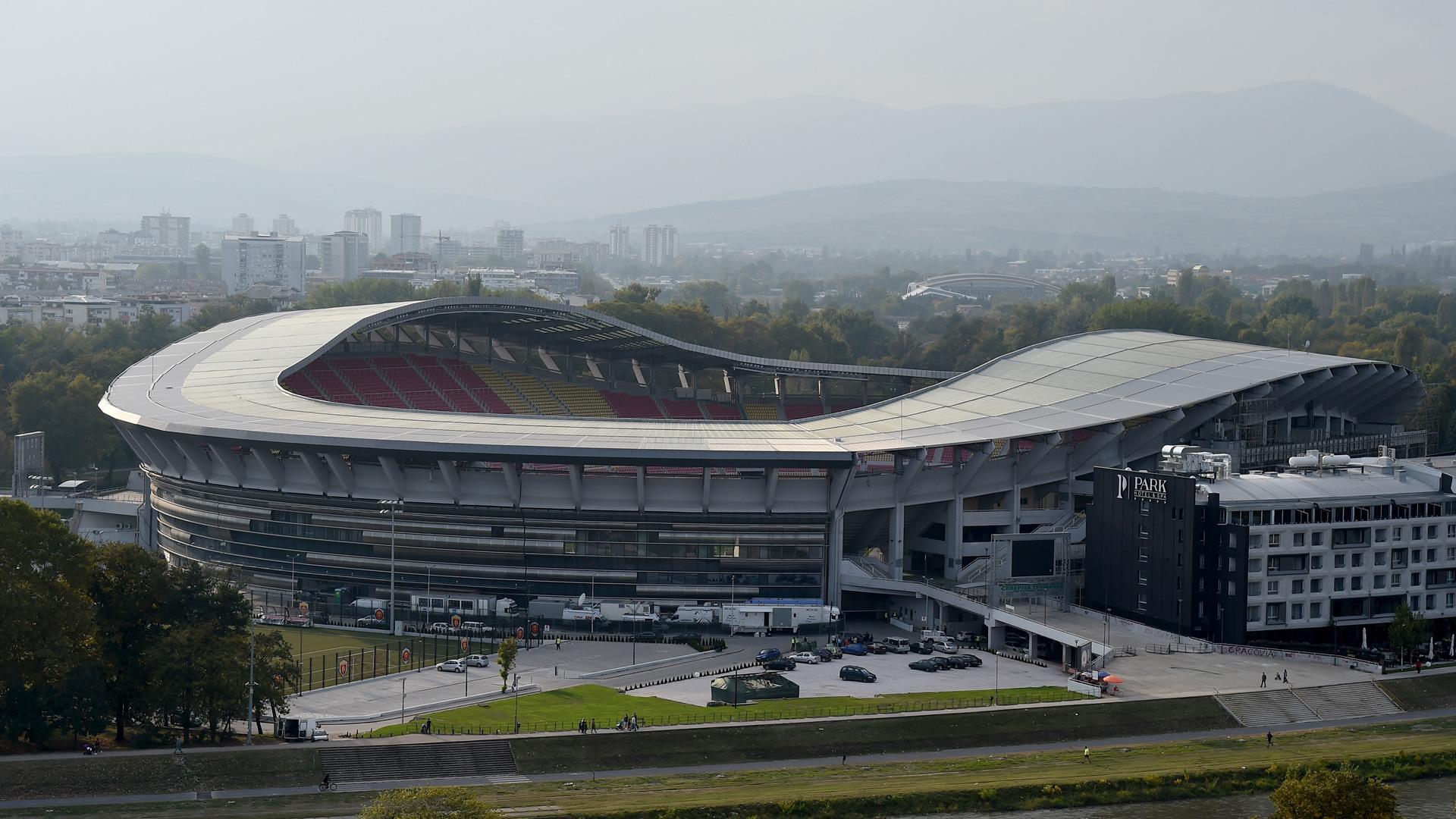 Skopje Arena 09102016