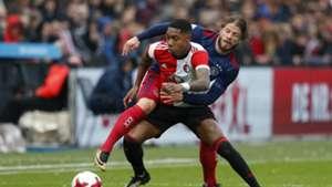 Jean Paul Boëtius, Feyenoord - Ajax, Eredivisie, 22102017