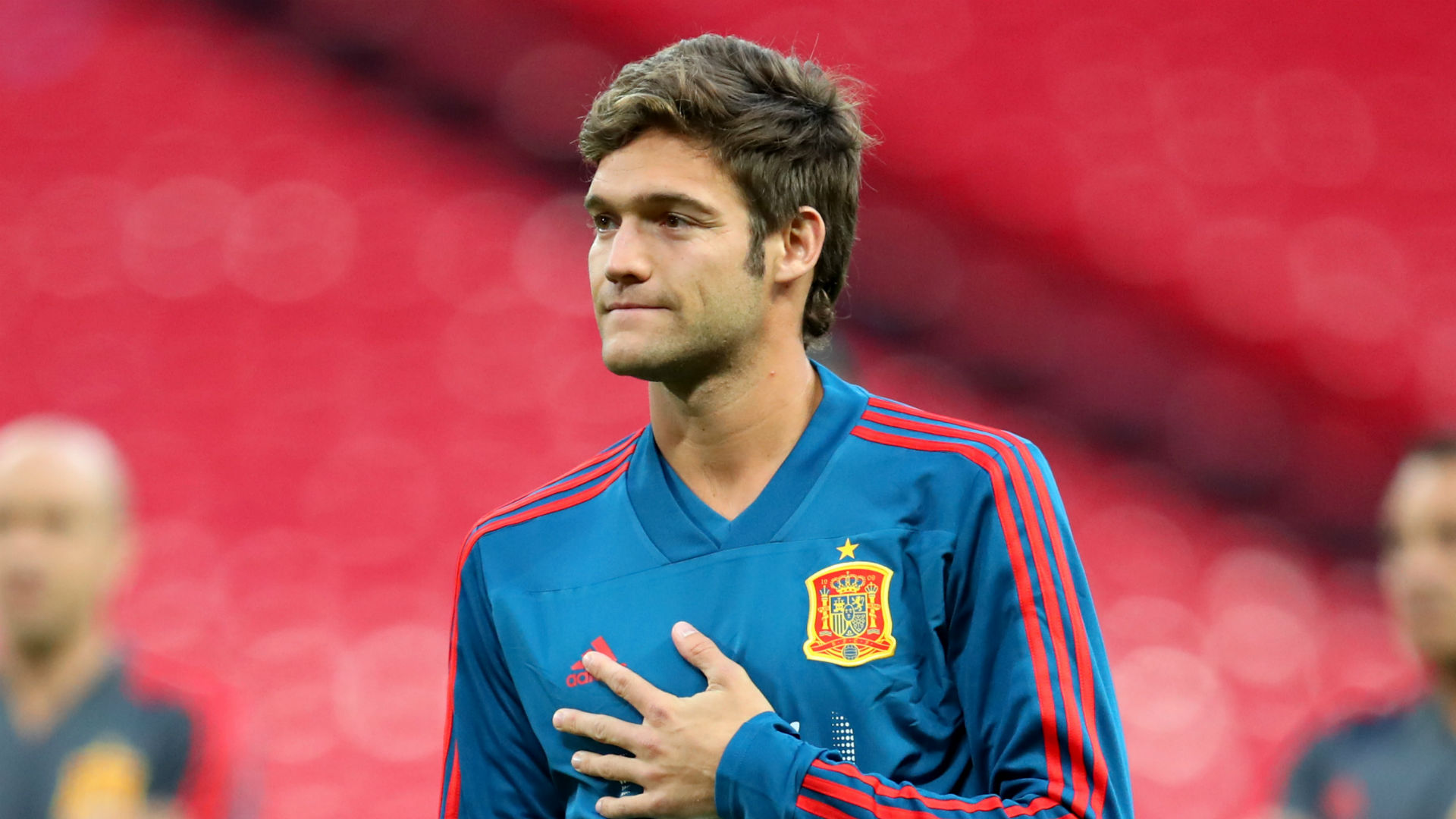 Marcos Alonso Spain