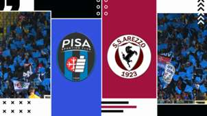 Pisa-Arezzo tv streaming
