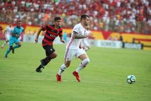 Vitória vs Flamengo 03122017