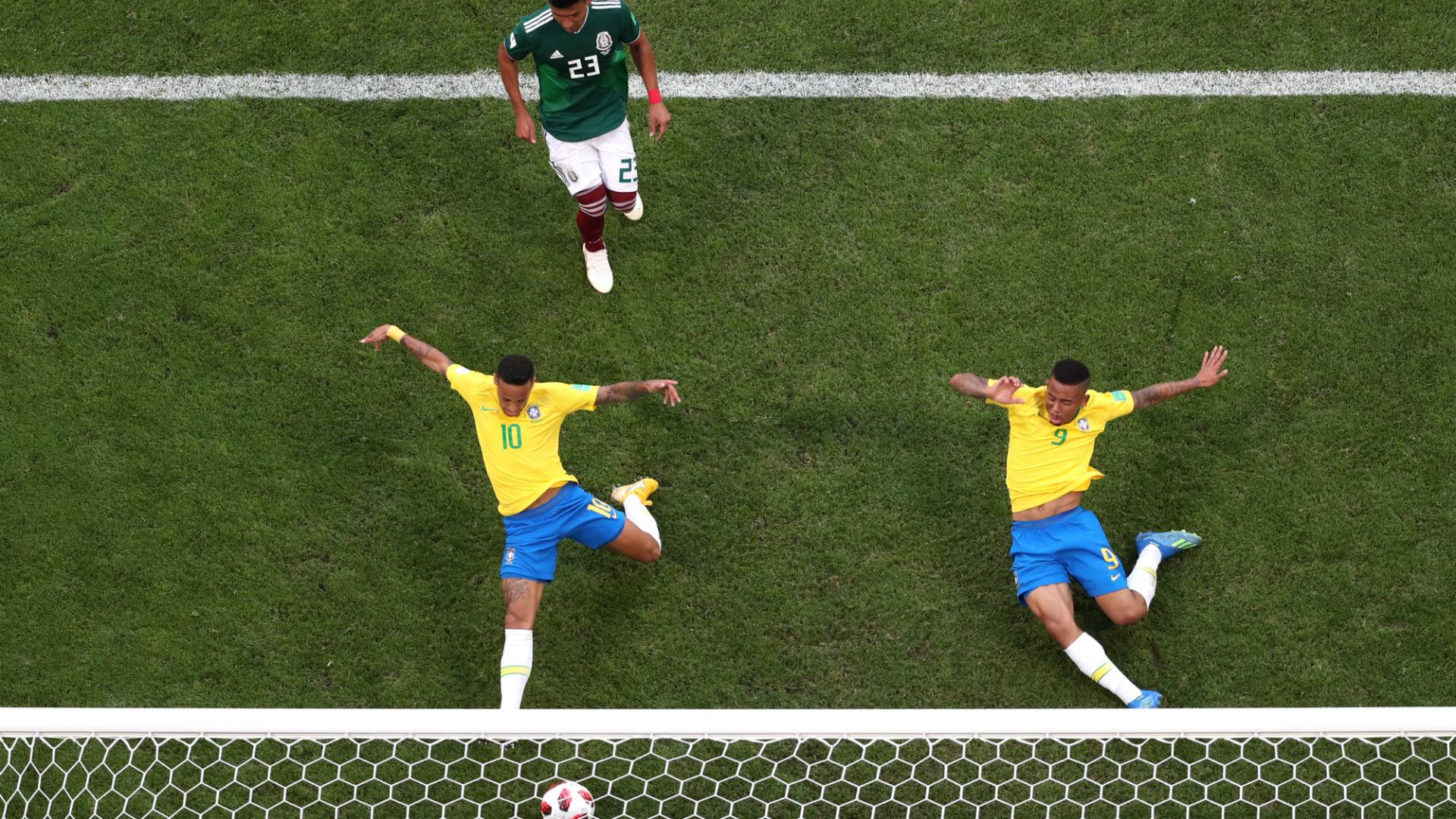 Resultado de imagem para brasil e mexico
