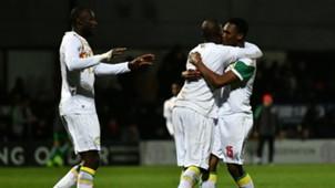 Senegal team