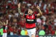 Felipe Vizeu Flamengo x Barranquilla