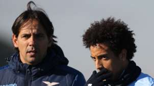 Simone Inzaghi Felipe Anderson - Lazio