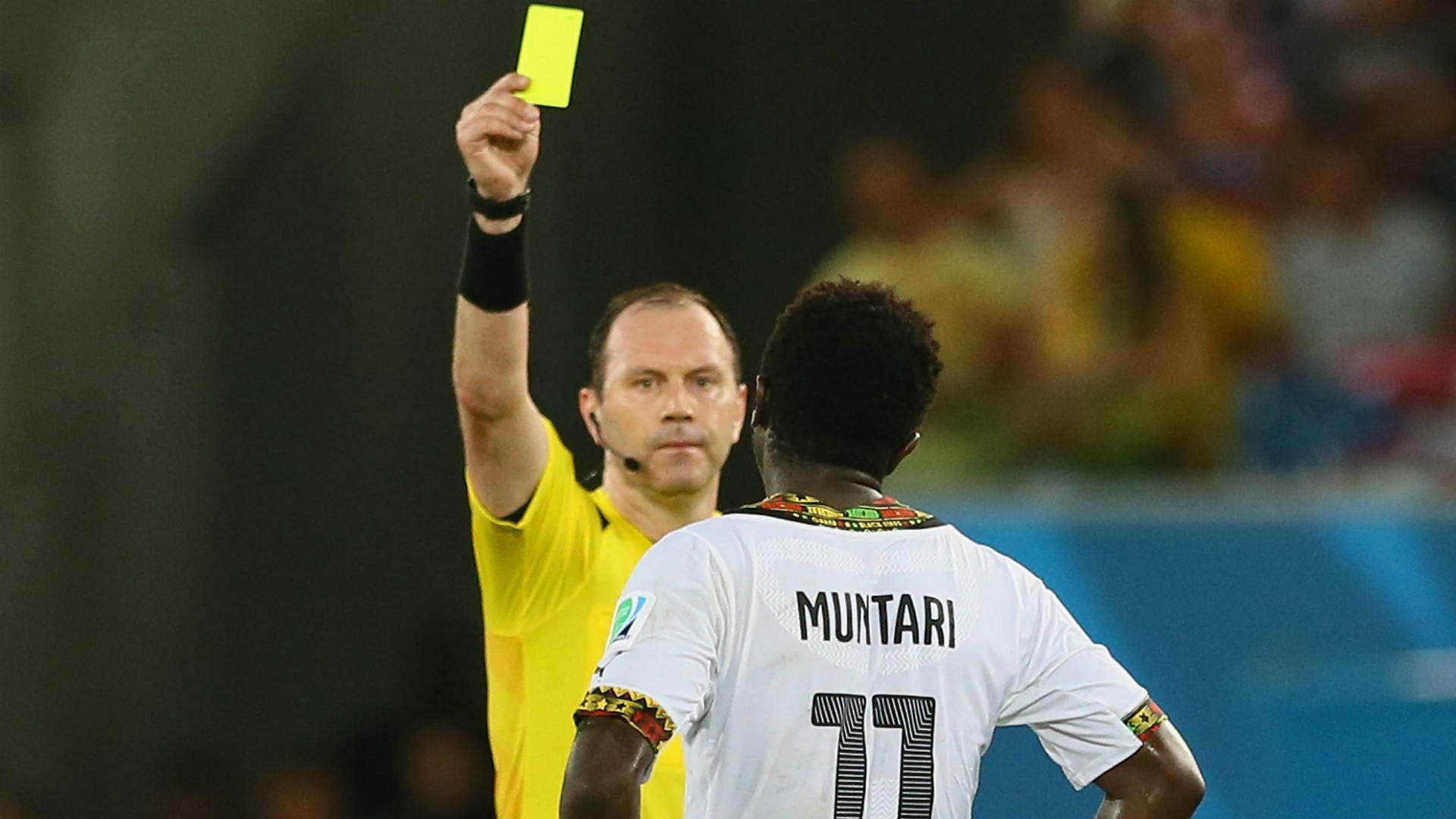 Sulley Muntari FIFA World Cup 2014