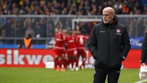 Michael Frontzeck 2.Bundesliga 1. FC Kaiserslautern 04022018
