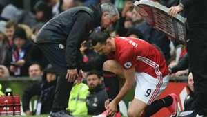 Jose Mourinho , Ibrahimovich