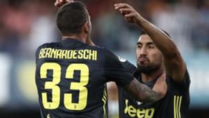 Bernardeschi Emre Can Chievo Juventus
