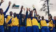 Young Bafana Cup team