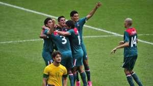 Mexico Olympics Celebration