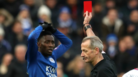 Wilfred Ndidi - Leicester City vs. Crystal Palace