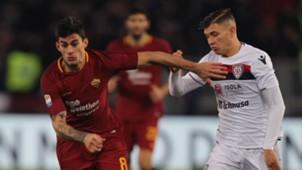 Barella Perotti Roma Cagliari Serie A