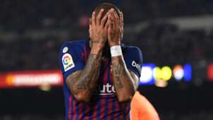 Kevin-Prince Boateng Barcelona Valladolid