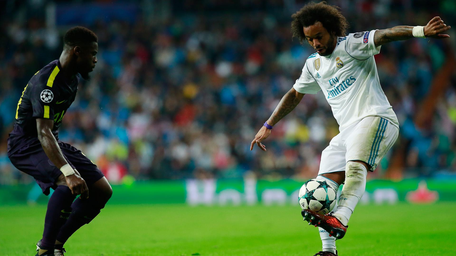 Marcelo Real Madrid 16102017