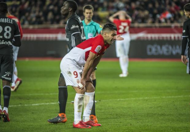 Radamel Falcao Monaco 2018