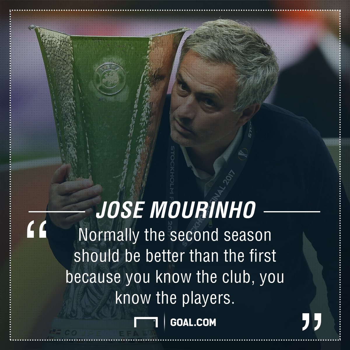 Jose Mourinho Manchester United second season