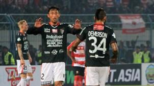 Ahn Byung Keon & Demerson Bruno Costa - Bali United
