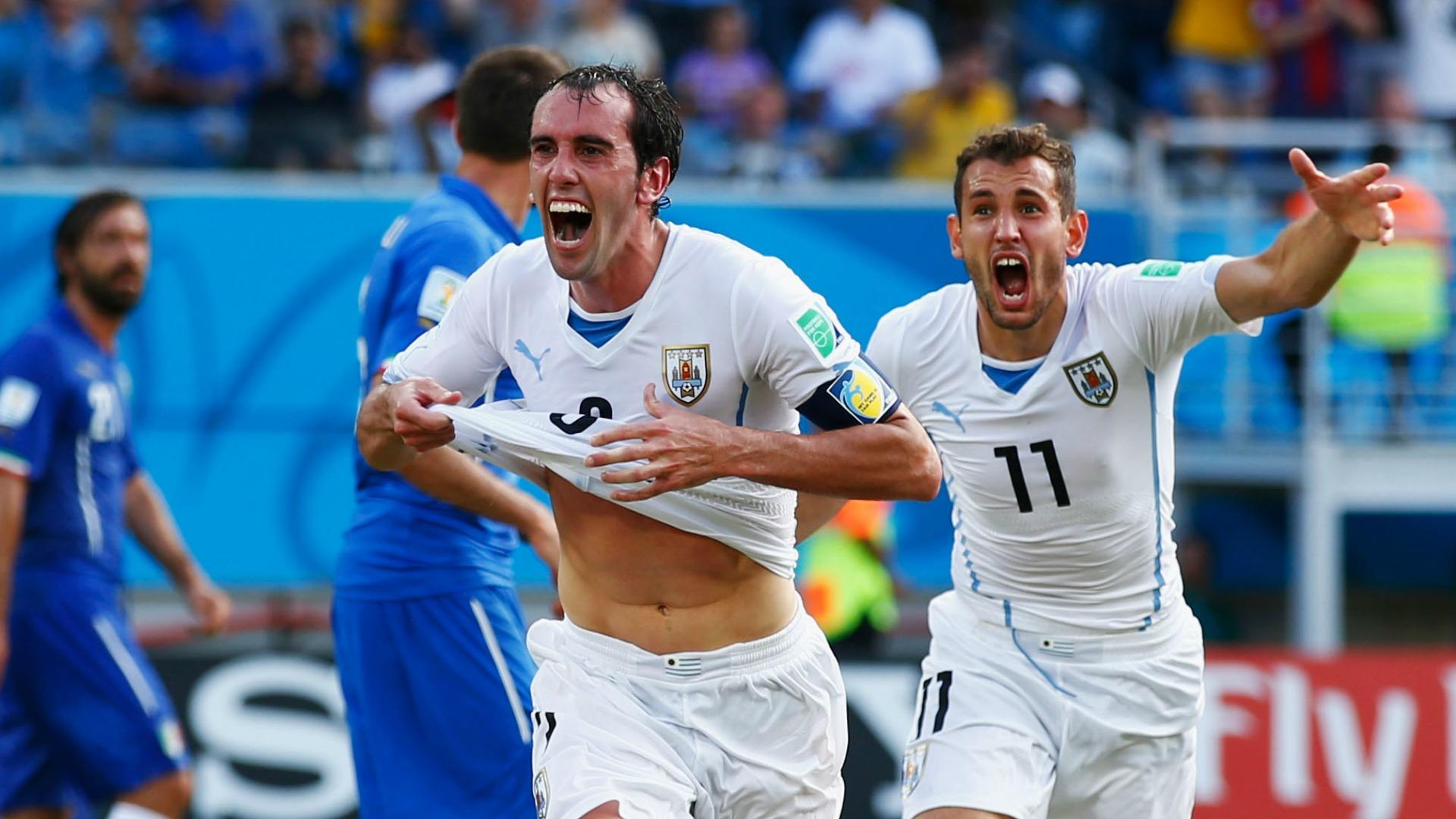 Godin Italy Uruguay