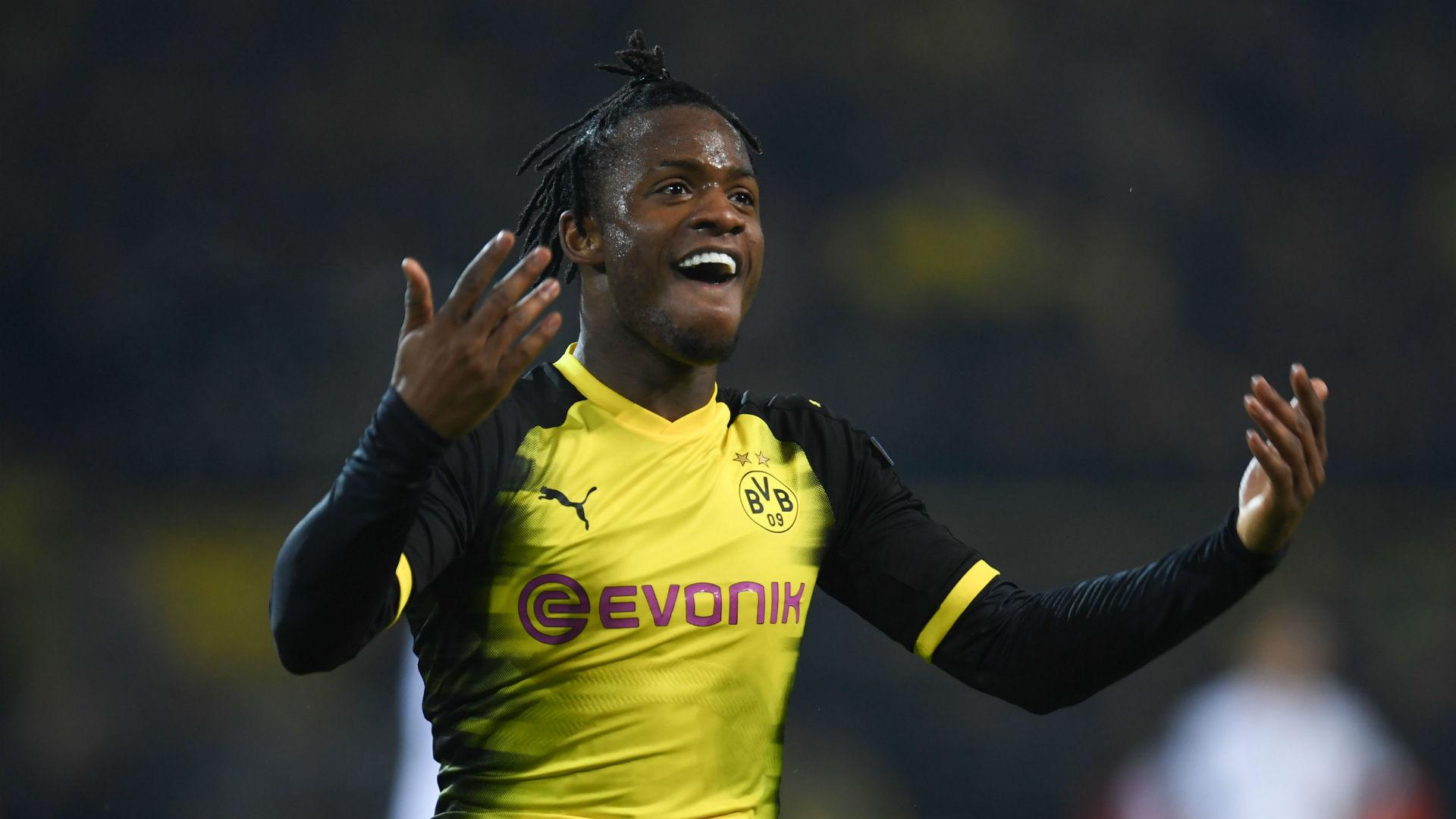 Michy Batshuayi Borussia Dortmund