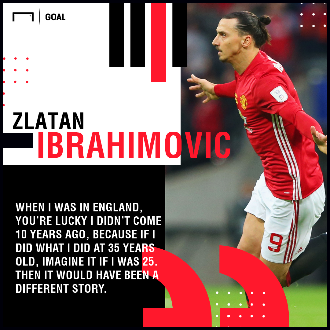 Zlatan Ibrahimovic : 'I'm not here for vacation, I'm here for the challenge'