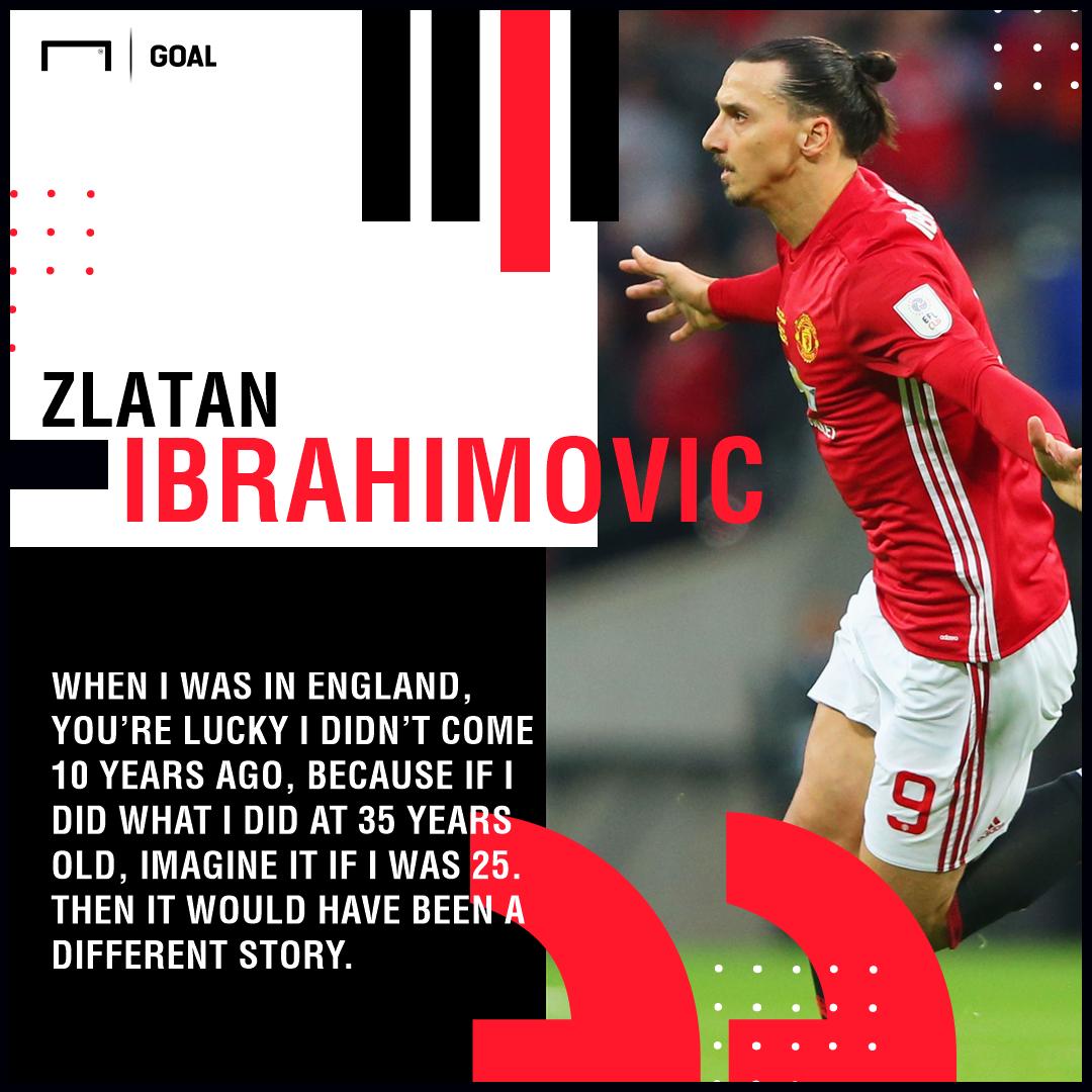 Zlatan Ibrahimovic Premier League impact