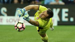 Michael Theo Melbourne City v Brisbane Roar A-League 03122017