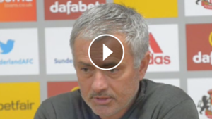 Video Jose Mourinho Manchester United