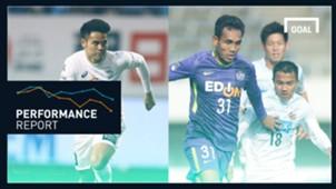 J.League Thai Performance Report Week 1