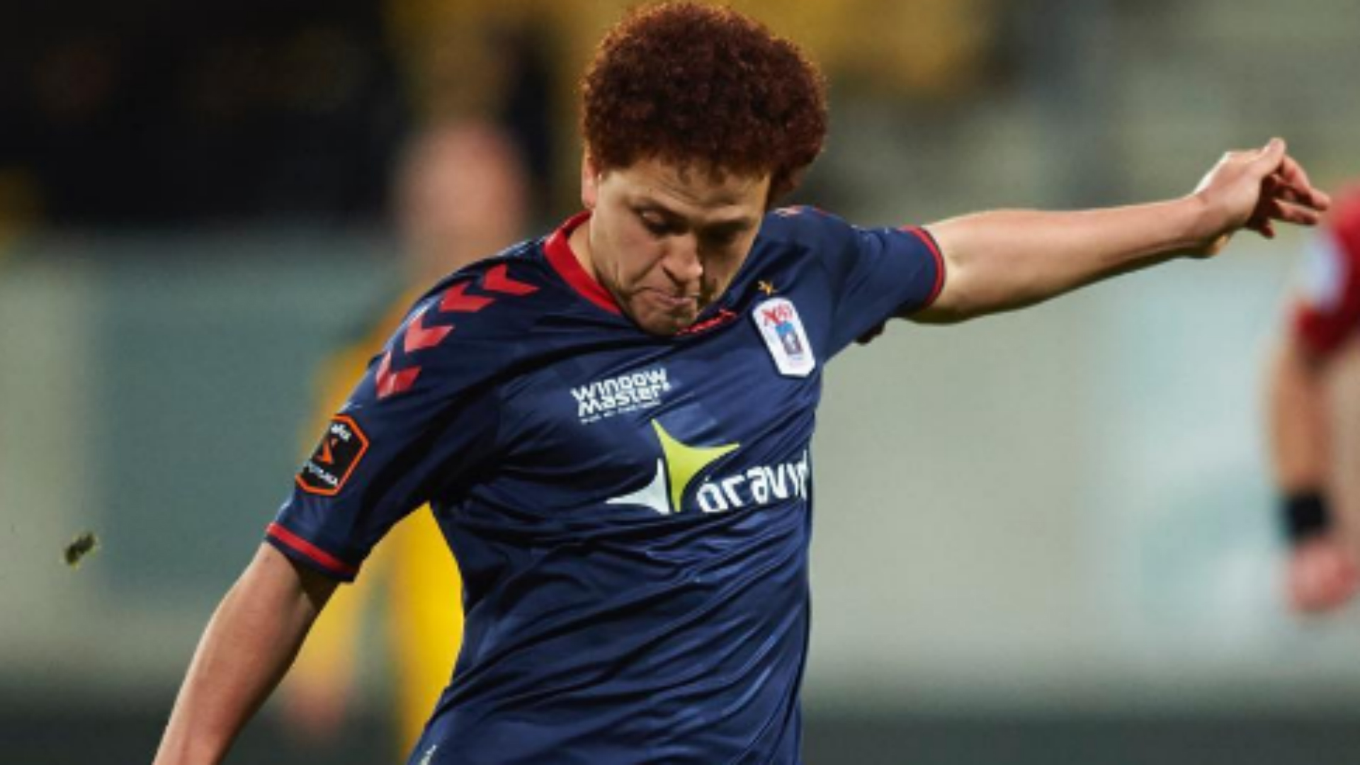 Mustafa Amini AGF Danish Superliga