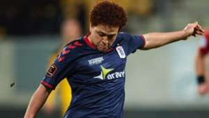 Mustafa Amini AGF Danish Superliga