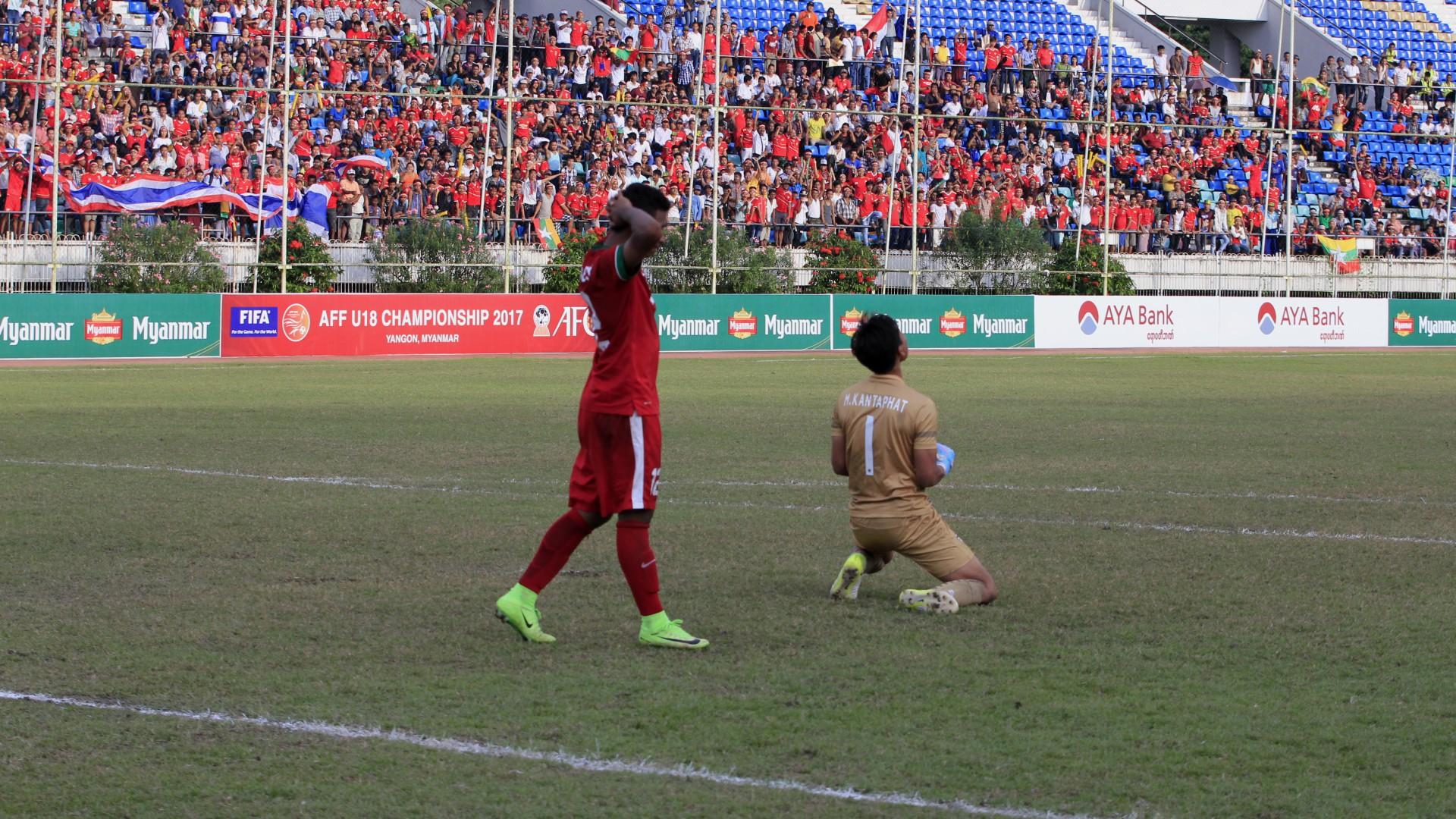 Rifad Marasambessy - Timnas Indonesia U-19