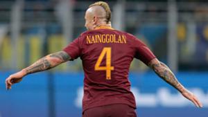 Radja Nainggolan Inter Roma Serie A 26022017