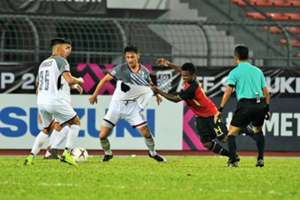 Timor-Leste vs Philippines, AFF Championship, 17112018