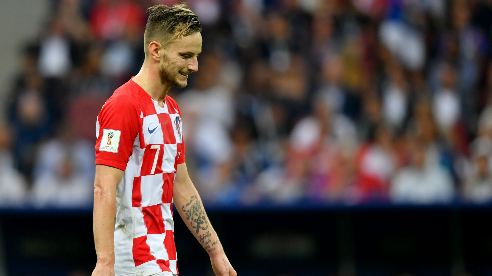 france croatia - ivan rakitic - world cup final - 15072018