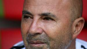 Jorge Sampaoli Argentina France Round of 16 2018 World Cup