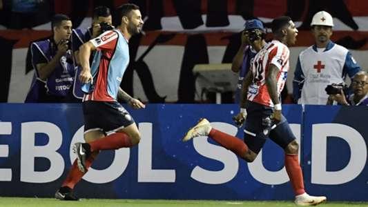 Junior de Barranquilla Atletico Paranaense Copa Sudamericana 5122018