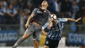 Apaolaza Kannemann Gremio Estudiantes Copa Libertadores 28082018
